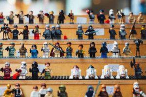 Fundemonium Lego