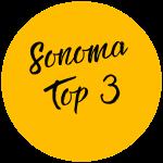 Sonoma Top 3